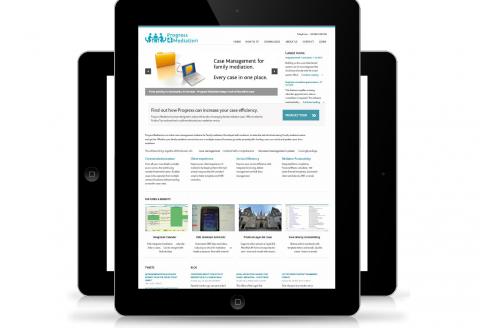 Online Case Management