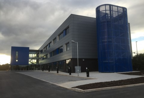 Advanced Technology Innovations Centre at Loughborough University